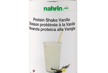 Vanília ízű fehérje italpor
